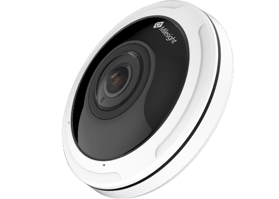 Milesight fisheye Camera