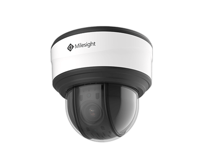 AI mini ptz dome camera