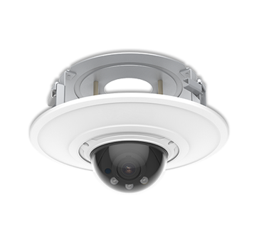 Motorized Pro Dome Network Camera, outdoor video camera