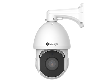 AI Smart speed dome camera