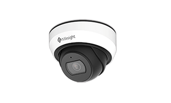 H.265+ Weather-proof Mini Dome Network Camera