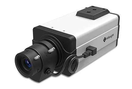 LPR H.265+ ABF Pro Box<br>Network Camera