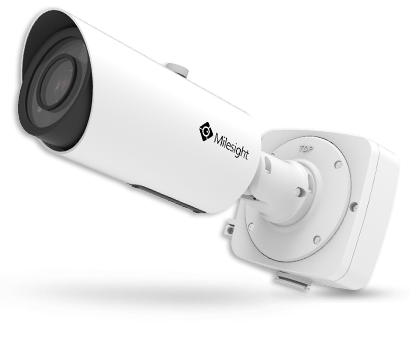 LPR H.265+ Motorized Pro Bullet Network Camera,number plate recognition camera