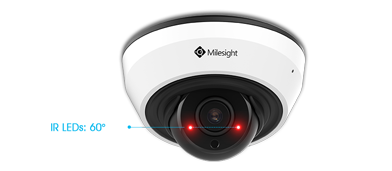 Smart IR II, IR Mini Dome Camera