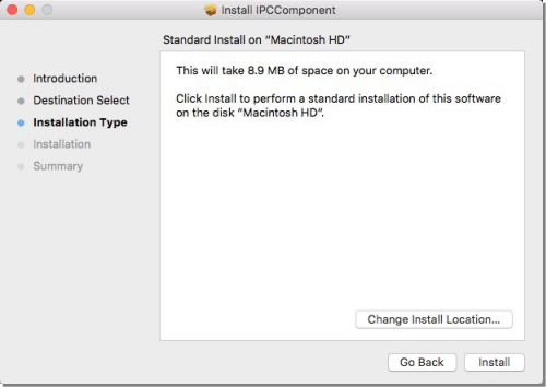 Plugin Installation in MAC